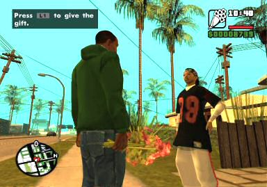 San andreas dating denise