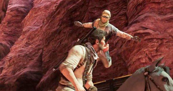 Uncharted 3 Drake S Deception Review Junkie Monkeys