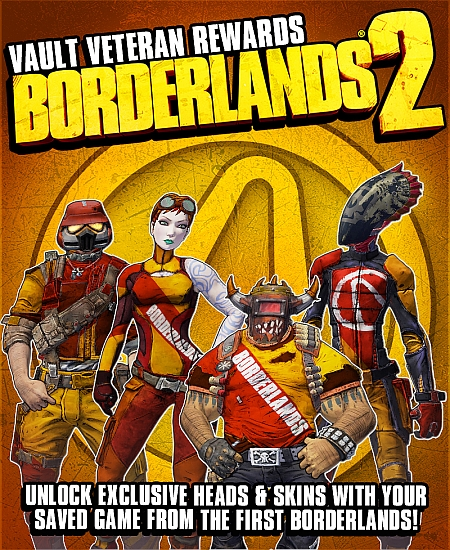 For Anyone Who Still Has Their Saved Game From Borderlands And Is Picking Up 2 You Can Expect To See Some Exclusive Content